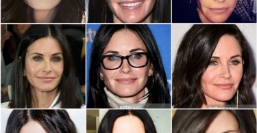 courtney cox plastic surgery
